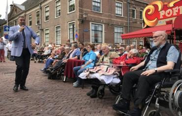 Feest voor de senioren van Hoorn!
